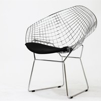 Masonry Wire Chair ▲ $159 - Brickell Collection | Modern Furniture Store | Modern Deals | Free Shipping|