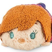 Disney Anna ''Tsum Tsum'' Plush - Frozen - Mini - 3 1/2''