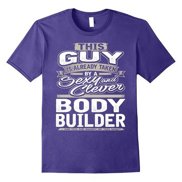 Bodybuilding Shirt Gift For Boyfriend Husband Fiance 1
