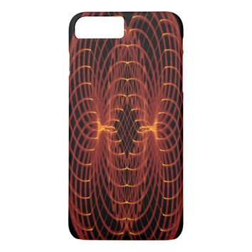 Symmetric pattern iPhone 8 plus/7 plus case