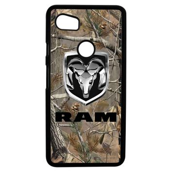 Ram Dodge Cummins Google Pixel 2XL Case