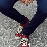 Converse x John Varvatos Womens Jv Dyed Canvas Chucks