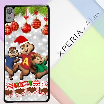 Alvin And The Chipmunks And The Chipettes D0268 Sony Xperia XA1 Ultra Case