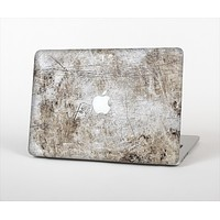 """The Vintage Scratched and Worn Surface Skin Set for the Apple MacBook Pro 13"""""""
