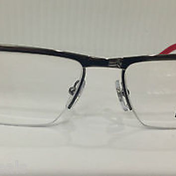 NEW AUTHENTIC D&G DG5104 COL 1105 SILVER EYEGLASSES FRAME BY DOLCE & GABBANA