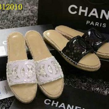 Chanel slippers woman 34-42