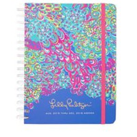 Large Agenda - Lilly's Lagoon - Lilly Pulitzer