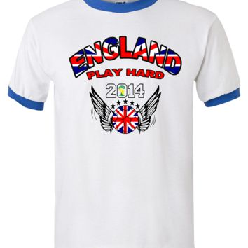 ENGLAND WORLD CUP T SHIRTS