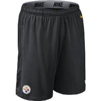 Pittsburgh Steelers Nike Fly Dri-FIT Logo Black Short - Official Online Store