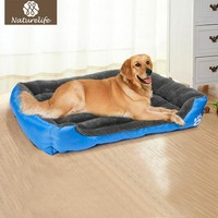 Cozy Big Dog Bed