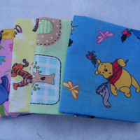 Winnie the Pooh, Fat Quarter bundle, by Springs, 4 pack