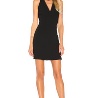 Amanda Uprichard Punch Dress in Black | REVOLVE
