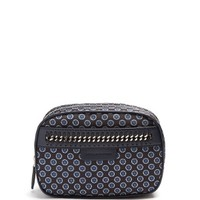 Falabella GO foulard-print cosmetics case | Stella McCartney | MATCHESFASHION.COM US