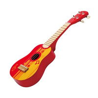 Hape Red Ukulele for Kids - E0316