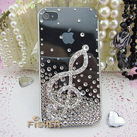 treble clef iphone cases,iPhone 4 case, iphone 4s case, iPhone 5 case, iPhone 4 cover, iPhone 5 skin, iphone 4s cover, phone cases