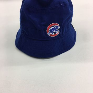 New Era Rare Chicago Cubs Women's Nice Knit Bucket Sample Hat