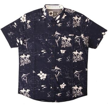 Salty Crew Short Sleeve Men's Marlin Shirt