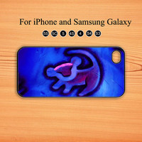 Simba,iPhone 5 case,iPhone 5C Case,iPhone 5S Case, Phone case,iPhone 4 Case, iPhone 4S Case,Galaxy Samsung S3, S4