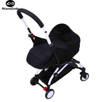 Newborn Sleeping Basket For Most Baby Stroller Prams Only Kid Carriage Pushchair Sleeping bag Babynest Stroller Accessories