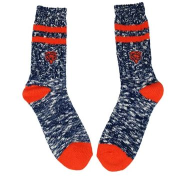 Chicago Bears Alpine Crew Socks