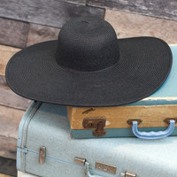 Let's Go to Cancun Hat in Black