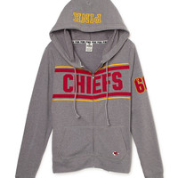 Kansas City Chiefs Perfect Full-Zip - PINK - Victoria's Secret
