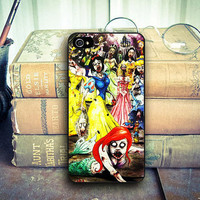 zombie princess disney cover case for iphone case, samsung and ipod case, handmade phone case