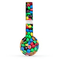 The Colorful Candy Skin Set for the Beats by Dre Solo 2 Wireless Headphones