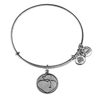 Hole In One Charm Bangle