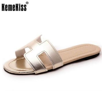 new arrival brand Soft Patent Leather Women Flats Sandals Loafers Slippers Shoes For W