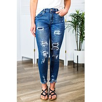 Kan Can- Natalie Skinny Jeans