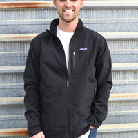 Patagonia Men's Sidesend Jacket- Black