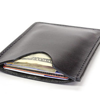 Small Wallet, Front Pocket Wallet, Minimalist Wallet, Thin Wallet, Leather Wallet, Mens Wallet