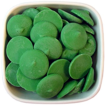 Dark Green Candy Melts 1LB