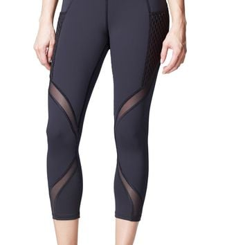Suprastelle Crop Legging with Pockets