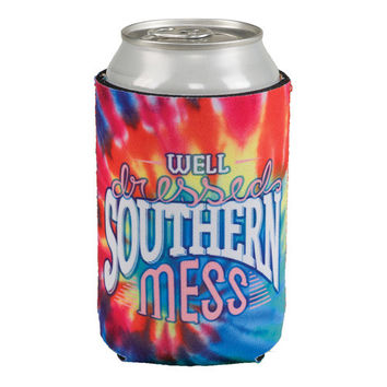 Well Dressed Mess Reversible - Drink Cooler