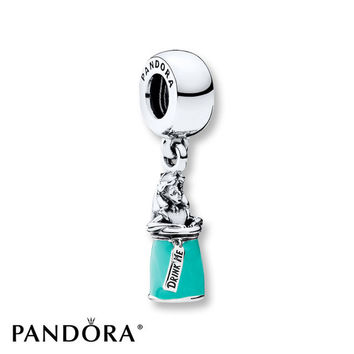 PANDORA Charm Disney, Alice's Potion Sterling Silver