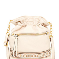 Stephanie Mini Bucket Crossbody