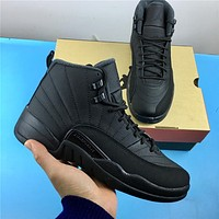 "Air Jordan 12 ""Winterized""BQ6851-001"