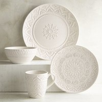 Chateau Clair White Dinnerware