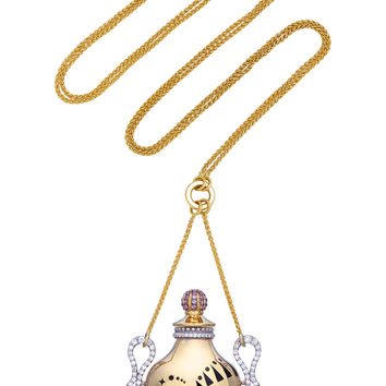 Hidden Lightning Pendant Necklace | Moda Operandi