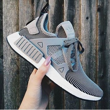 2018 Original Adidas NMD XR1 MEN Women's casual sports shoes
