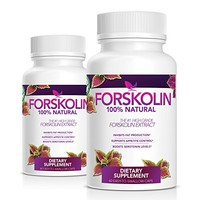 Forskolin Extreme 40% Standardized with 300mg per Capsule - Up to 2 MONTH Supply - Best Fat Burner Weight Loss Supplement & Metabolism Booster High Quality 100% Natural & Pure