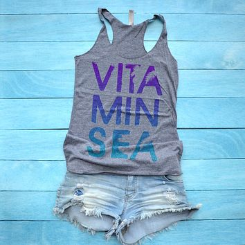 Vitamin Sea Tank Top