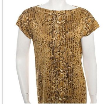 Tory Burch Silk Dress X-Small $69 Pre-Loved Free Shipping!