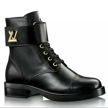 LV Louis Vuitton Women Heels Shoes Boots