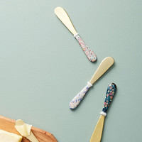 Liberty for Anthropologie Cheese Spreader Set