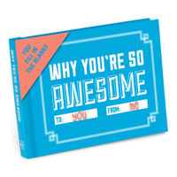 Why You're So Awesome Journal by Knock Knock