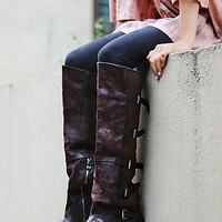 Womens Tatum Over the Knee Boot