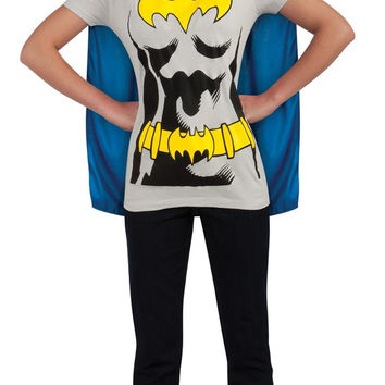 Batgirl Sexy Shirt Medium